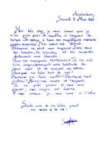 Exemple De Lettre Du Xvii Siècle Ecrire Lettre Amour Mod 232 Le De Lettre