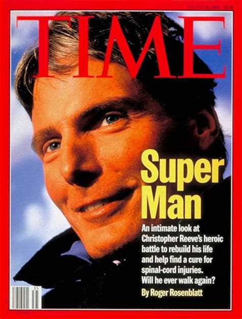 christopher reeve time magazine time magazine cover christopher reeve aug 26 1996