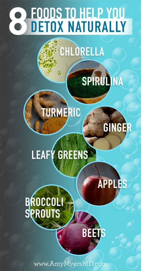 Best Foods To Help You Detox by 8 Foods To Help You Detox Naturally Myers Md
