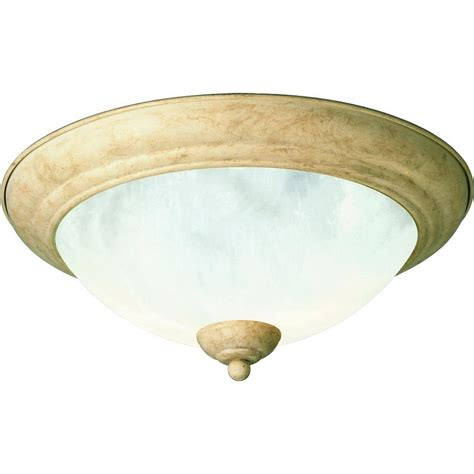 progress lighting travera collection 2 light flush mount