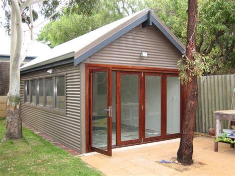 backyard teenage retreats pre made sheds and garages bairnsdale iimajackrussell