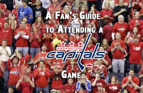 washington capitals fan site fan s guide for washington capitals games capitals outsider