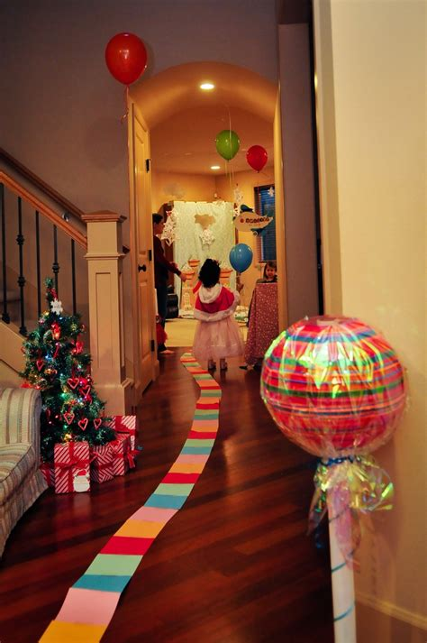 candyland theme decorations idea for a land bday future baby ideas for