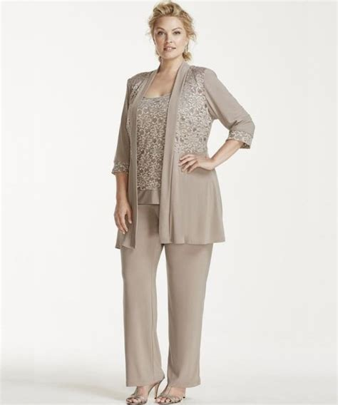 plus size dressy pant suits for weddings beautiful plus size mother of the bride pant suits