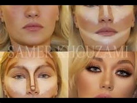 make up ideas for a 48 yr old woman contouring for the mature woman warning i have no