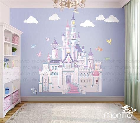 disney bedroom wall stickers 17 best ideas about disney princess bedroom on pinterest