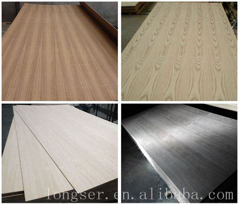 1220x2440mm Best Quality Plywood Sheet A Grade American