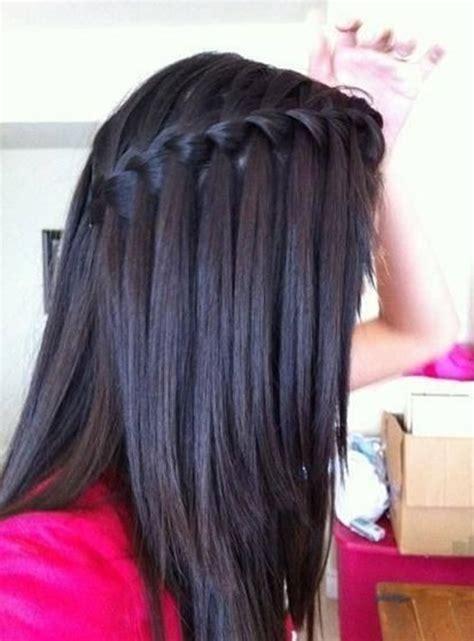 indian hairstyle for long thining hair tutorial proste i szybkie fryzury w 5 minut blog superkoszyk