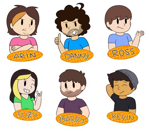 game grumps layout game grumps stickers by sodapoq on deviantart