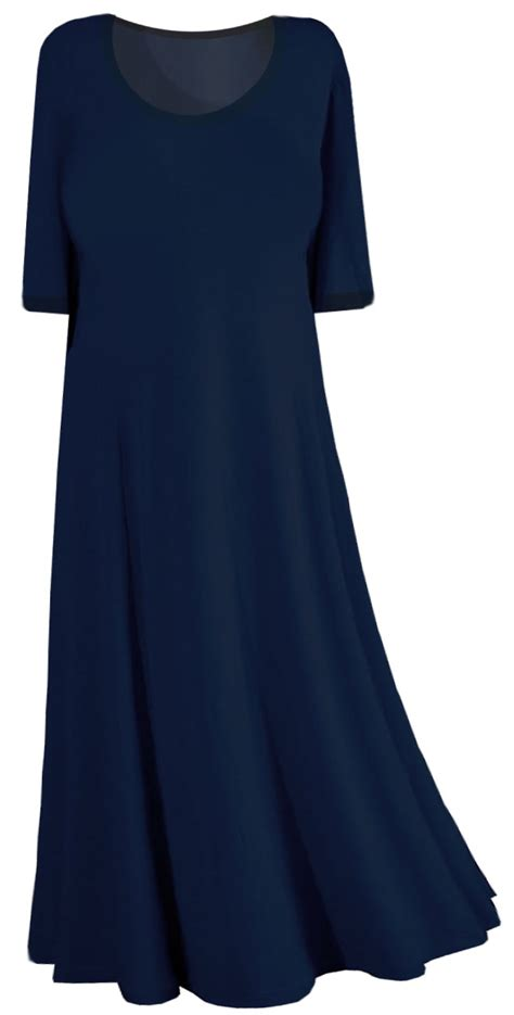 Navy To Discontinue Plus Size Line In Store by Blue Navy Cotton Princess Cut Sleeve Plus Size