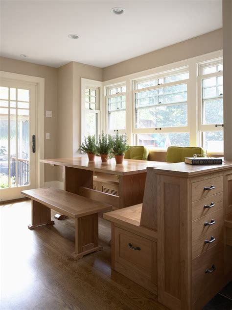 built in breakfast nook built in bench for the home pinterest