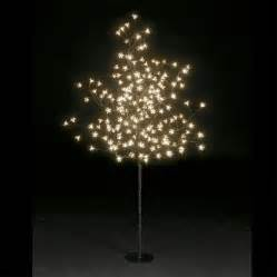 led tree lights 5ft 1 5m 200 led lights cherry blossom tree