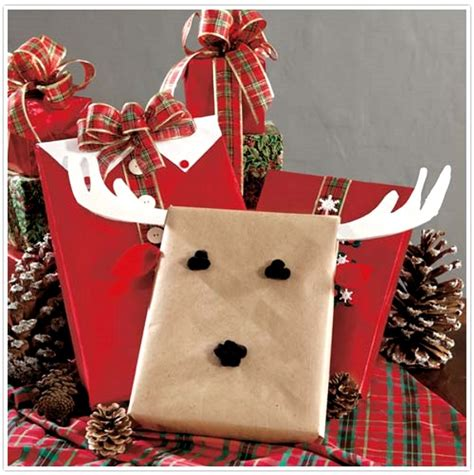 creative christmas gift wrapping ideas pink lover