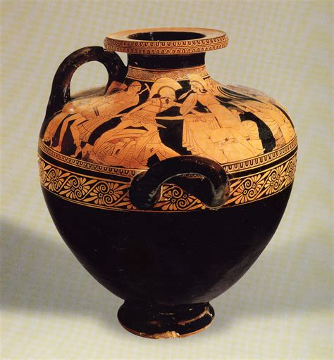Hydria Vase by Vases 800 300 Bc Key Pieces The Classical