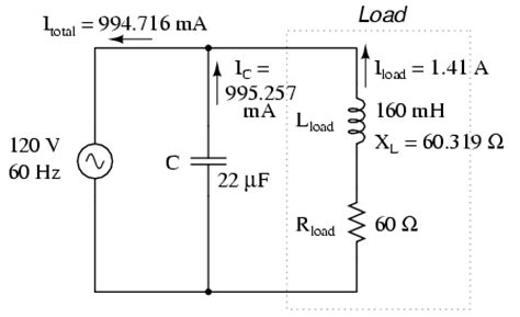 power factor correction capacitor discharge resistor calculating power factor polyphase ac circuits alternating current