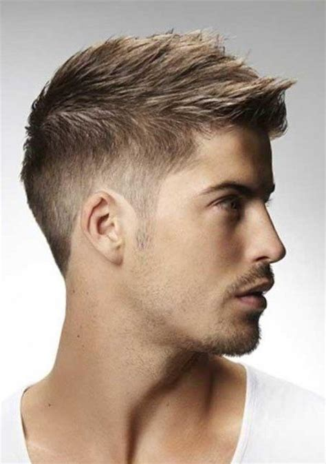 mens haircuts guide short hairstyle for men