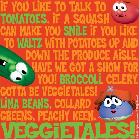 theme song veggie tales veggietales theme song