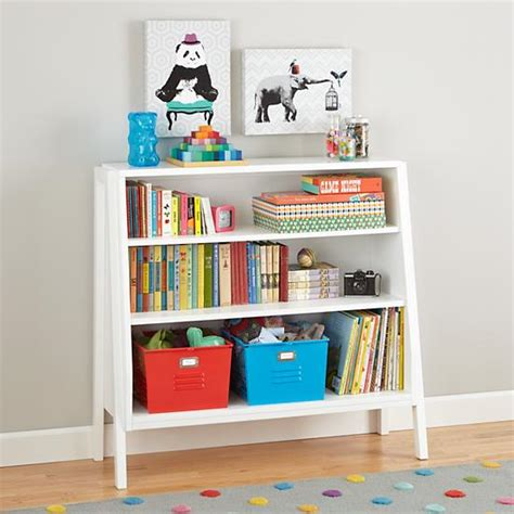 land of nod bookcase book shelves for home interior design