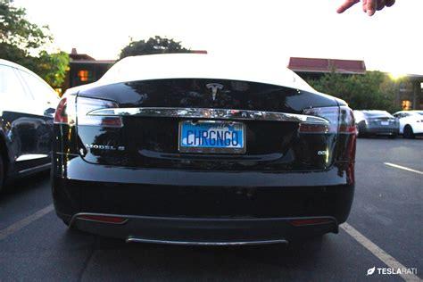 Best Tesla Showcasing The Best Tesla Vanity Plates