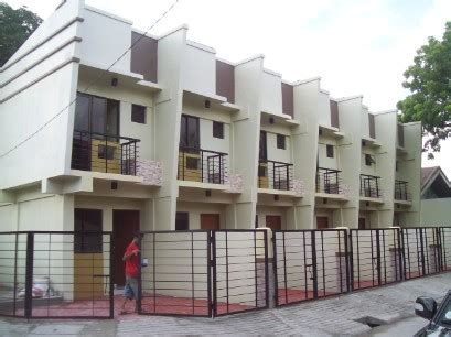 doors apartment for sale in pasig ten 10 door residential townhouse at pasig city phase one