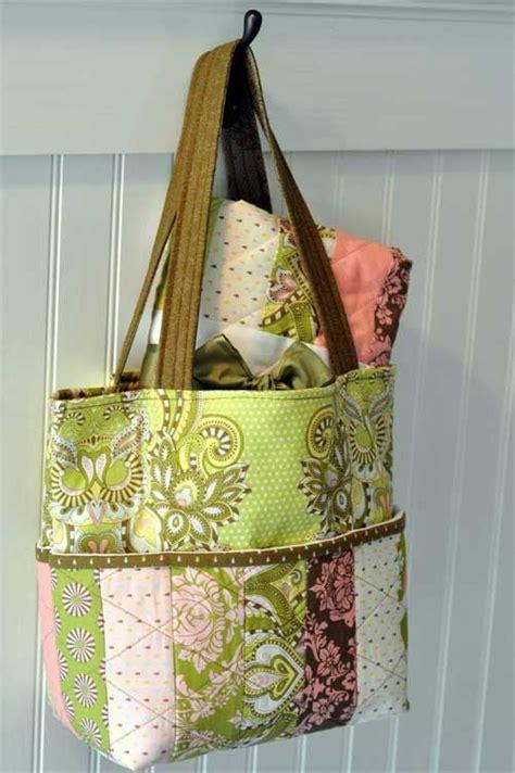 free pattern tote bag hushabye tote bag free sewing pattern