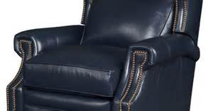 Navy Blue Recliner Chair Navy Blue Leather Recliner Quot Quot Leather Recliners
