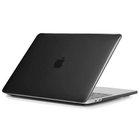 glossy 15 inch apple macbook pro touch bar 2017 black