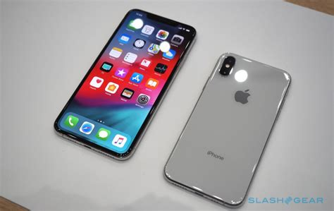 apple iphone xs and iphone xs max gallery slashgear
