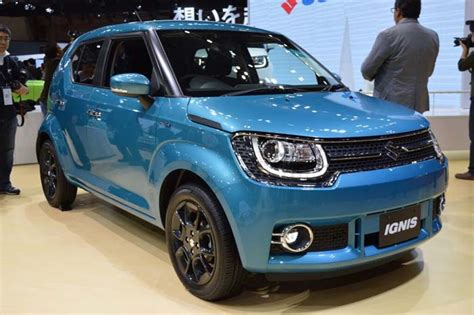 Maruti Suzuki India Maruti Suzuki Ignis Price Specification Interior