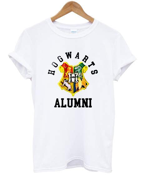T Shirt Kaos Hogwarts Alumni hogwarts alumni t shirt