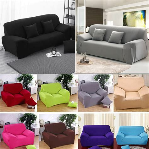Slipcovers For Sofa by Easy Fit Stretch Sofa Slipcover Stretch Protector Soft