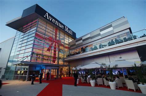 cineplexx zadar avenue mall osijek laguarda low architects lla
