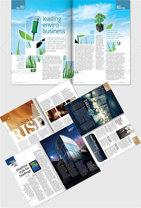 unique layout magazine creative magazine layout design ideas entheos