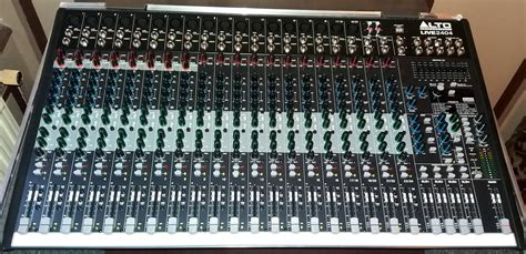 Mixer Alto Live 2404 alto professional live 2404 image 1614766 audiofanzine