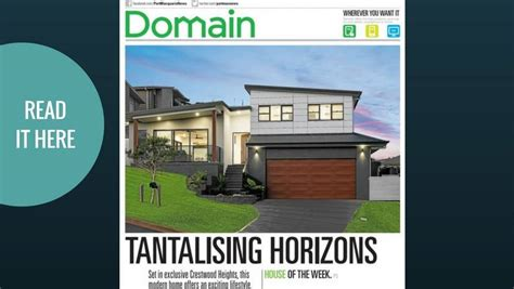 Find Your Dream Home In Domain Port Macquarie News