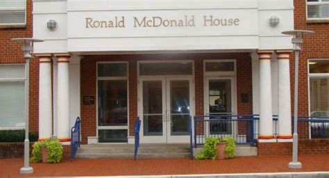 Ronald Mcdonald House Baltimore by Mcdonald S Donate 25 Percent Of Sales To The Ronald