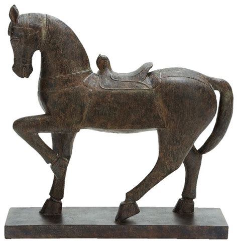 horse statues for home decor 28 horse statue home decor horse sculpture vintage