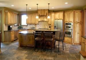 Maple Glazed Kitchen Cabinets Handmade Glazed Maple Kitchen By Bergstrom Cabinets Inc Custommade