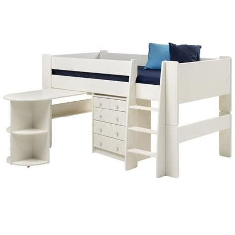 White Mid Sleeper Bed Frame 1000 Ideas About White Mid Sleeper On Pinterest Mid Sleeper Mid Sleeper Bed And Cabin Beds