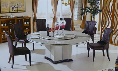 round marble dining and chairs alicante italian marble round dining set