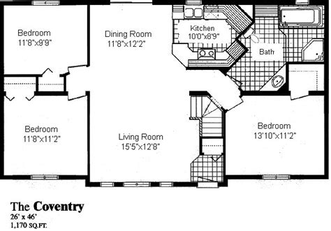 coventry homes floor plans coventry sea hawk homes