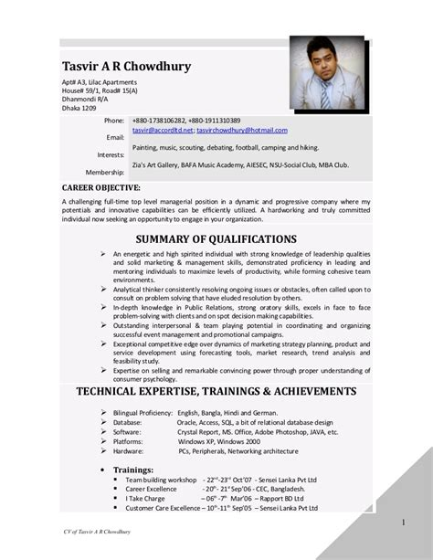 Sample Resume For Science Teachers by Hrm Skills For Resume Resume Ideas
