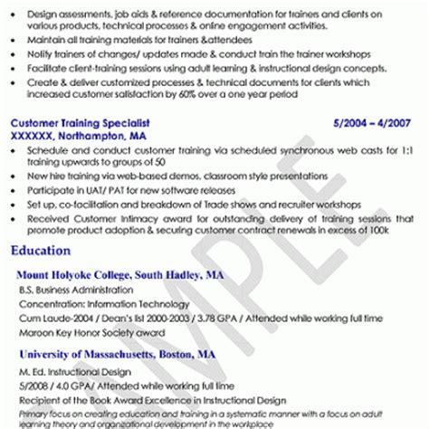 Resume Zen by Resume Format Zen Resume Template