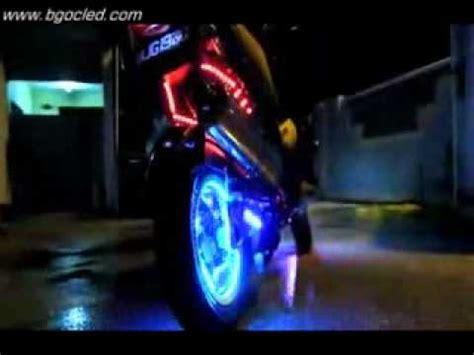 Lu Neon Led Motor g max scooter led light show 2012 flv