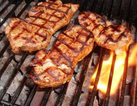 how to grill pork chops by foodpassion