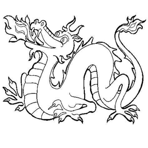 Coloriage Dragon De Feu En Ligne Gratuit 224 Imprimer
