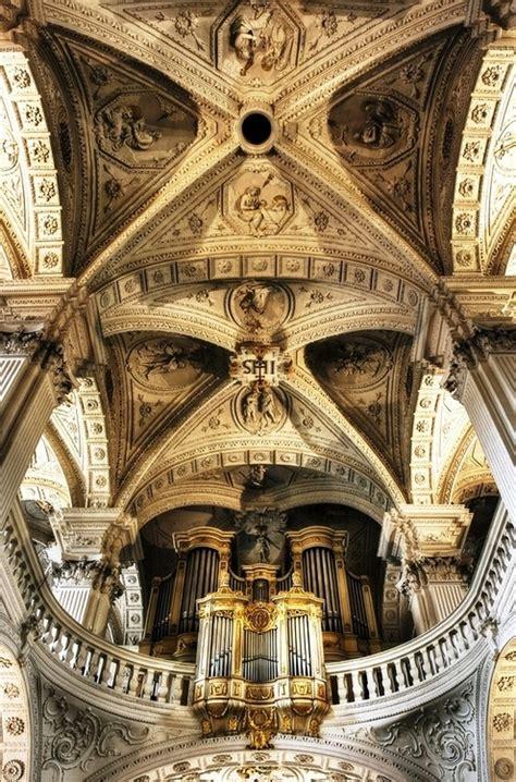 baroque interior baroque