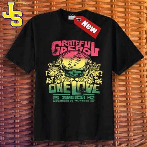 Kaos The Grateful Dead Thgrt03 by Dinomarket 174 Pasardino Kaos The Grateful Dead Jamaica