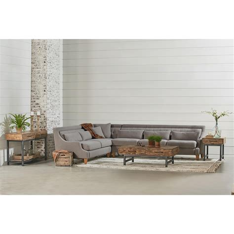 magnolia home coffee table magnolia home by joanna gaines industrial pier and beam