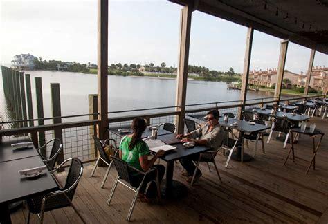 The Porch Galveston where to dine on the water around houston and galveston houston chronicle